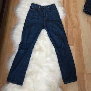 Judi Rosen High Waisted, Booty Flattering Jeans